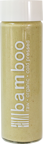 Banana Bok Choy, Raw, Organic, Cold Pressed Juice by Bamboo Juices