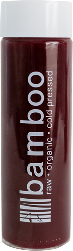 Beet Cucumber, Raw, Organic, Cold Pressed Juice by Bamboo Juices