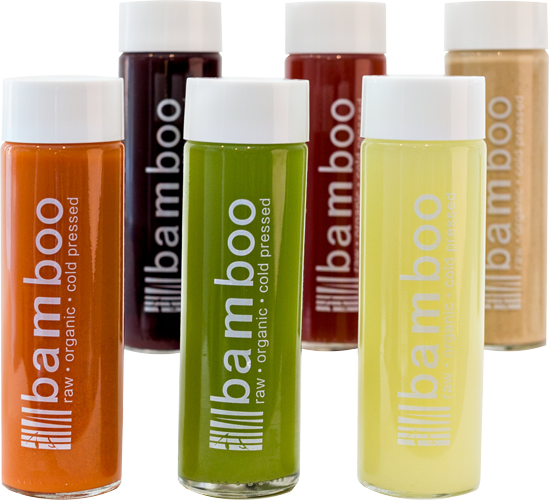 Build Your Own Cleanse - 1 Day, Raw, Organic, Cold Pressed Juice by Bamboo Juices