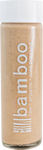 Coffee Almond, Raw, Organic, Cold Pressed Juice by Bamboo Juices