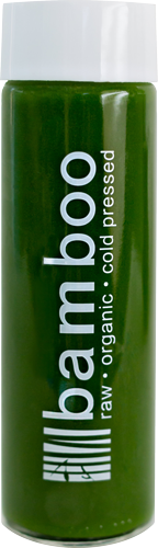 Dark Greens, Raw, Organic, Cold Pressed Juice by Bamboo Juices