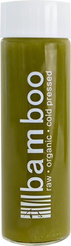Gingered Greens, Raw, Organic, Cold Pressed Juice by Bamboo Juices