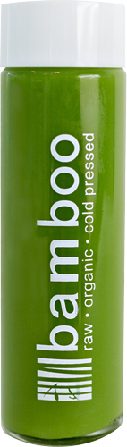 Lemon & Greens, Raw, Organic, Cold Pressed Juice by Bamboo Juices
