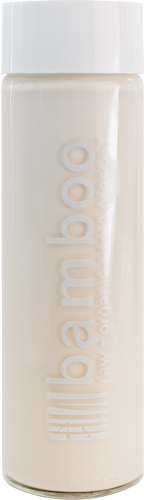 Pure Almond Milk, Raw, Organic, Cold Pressed Juice by Bamboo Juices