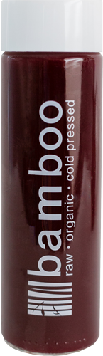 Red Pepper Melon, Raw, Organic, Cold Pressed Juice by Bamboo Juices