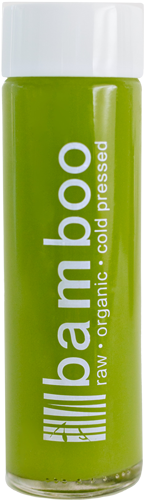 Seasonal Greens, Raw, Organic, Cold Pressed Juice by Bamboo Juices