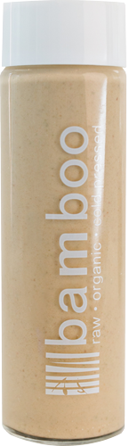 Pear Milk, Raw, Organic, Cold Pressed Juice by Bamboo Juices
