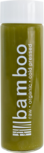 Sweet Fennel, Raw, Organic, Cold Pressed Juice by Bamboo Juices