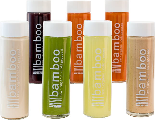 The Beginner Cleanse - 1 Day Cleanse, Raw, Organic, Cold Pressed Juice by Bamboo Juices