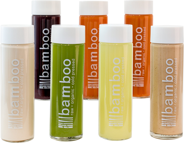 The Beginner Cleanse Bamboo Juices Raw Organic Cold