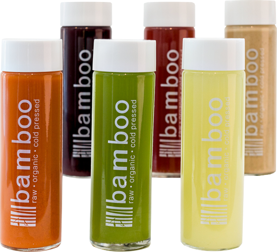 The Colors - 1 Day Cleanse, Raw, Organic, Cold Pressed Juice by Bamboo Juices