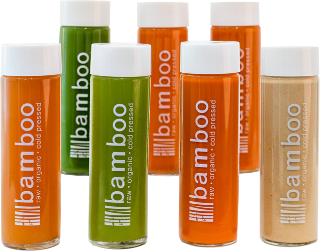 The Organ Cleanse, Raw, Organic, Cold Pressed Juice by Bamboo Juices