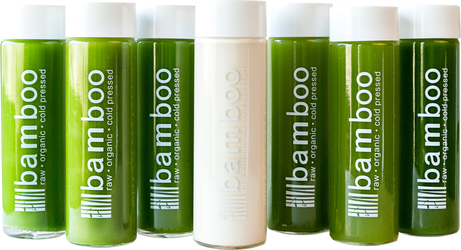 The Ultimate Weight Loss Cleanse - 1 Day, Raw, Organic, Cold Pressed Juice by Bamboo Juices