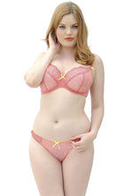 Curvy Kate Madagascar Thong Poppy Print