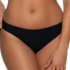 Curvy Kate Luxe Thong Black