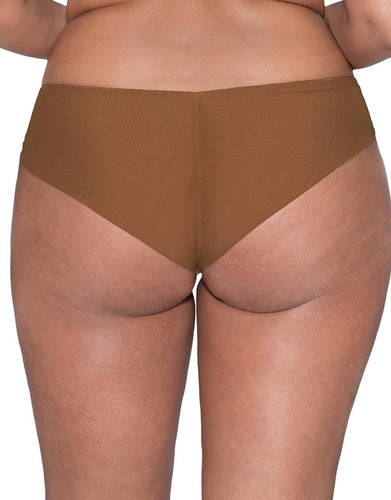 Curvy Kate Luxe Cheeky Short Caramel