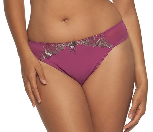 Curvy Kate Dare Thong Boysenberry/Silver