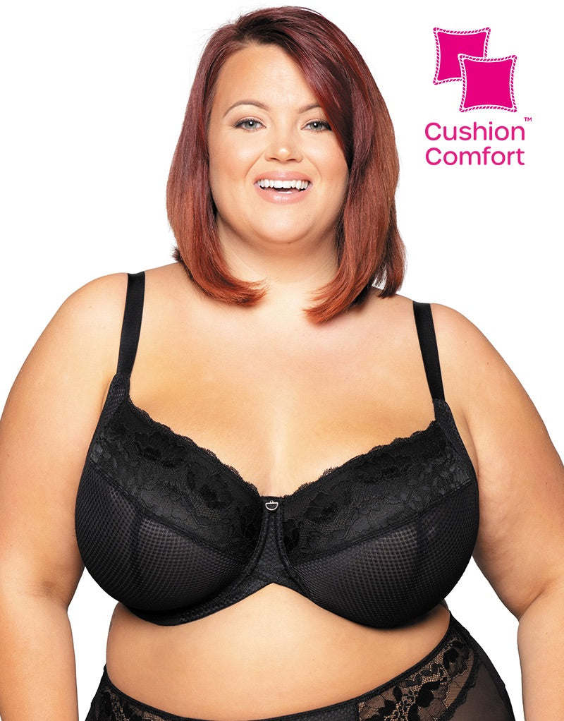 Curvy Kate Delightfull Full Cup Bra Black