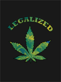 Legalized Marijuana Men's T-Shirt