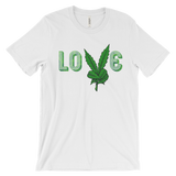 Peace.  Love.  Marijuana.  Men's T-Shirt
