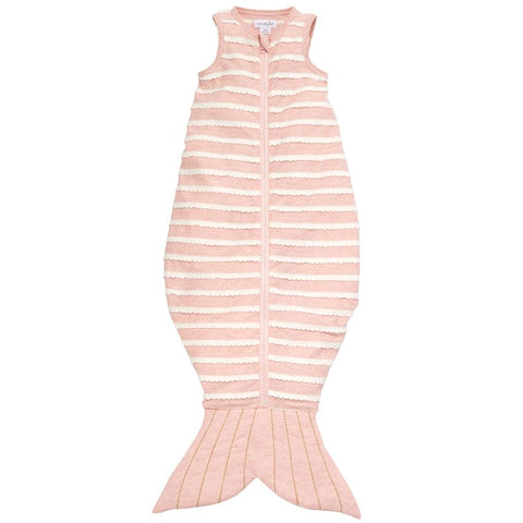 Pink Mermaid Tail Sleep Sack