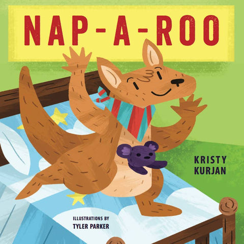 Nap-A-Roo Hard Cover Book