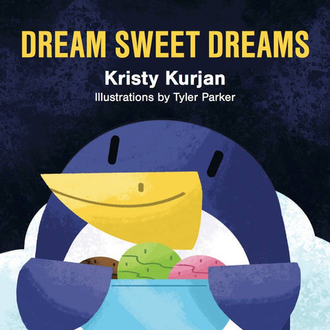 Dream Sweet Dreams Hard Cover Book