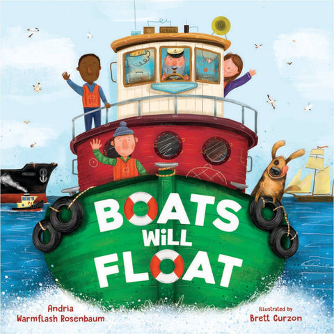 Boats Will Float Picture Book