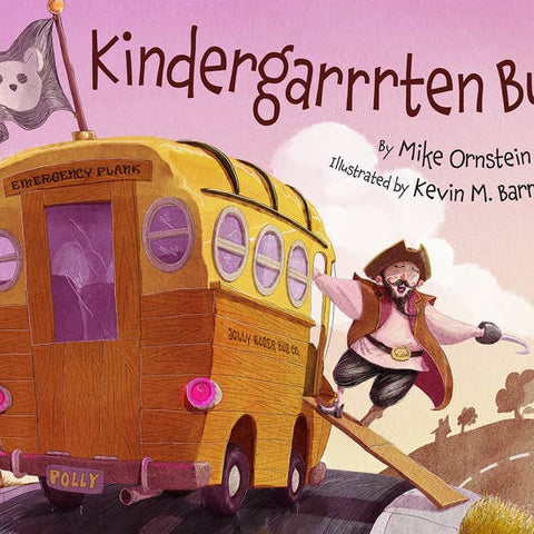 Kindergarrten Bus