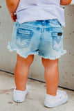 Beau Hudson Daisy Duke Denim Shorts