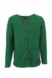 Beau Hudson Holly Green Signature Cardigan