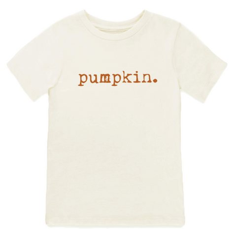 Tenth and Pine Short Sleeve Tee-  Pumpkin