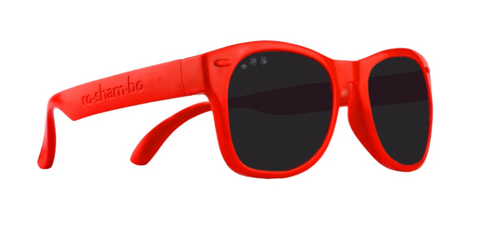Polarized Sunglasses- Red