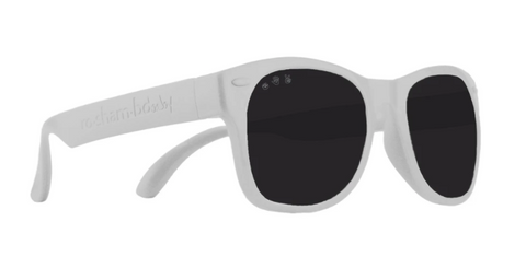 Polarized Sunglasses- Frosted Clear