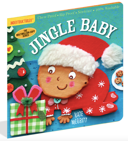 Indestructible Book - Jingle Baby