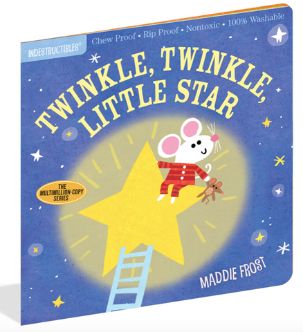 Indestructible Book - Twinkle Twinkle Little Star
