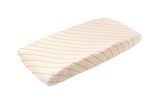 Copper Pearl Premium Knit Diaper Changing Pad Cover - Rainee