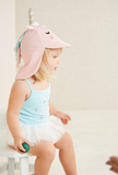 Mud Pie Hooded Unicorn Swim Hat
