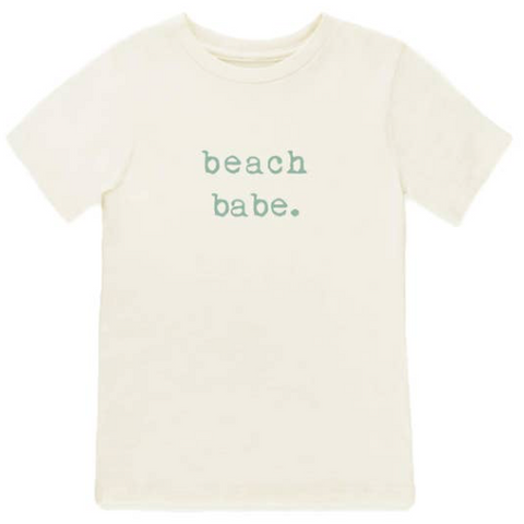 Tenth and Pine Short Sleeve Tee -  Beach Babe