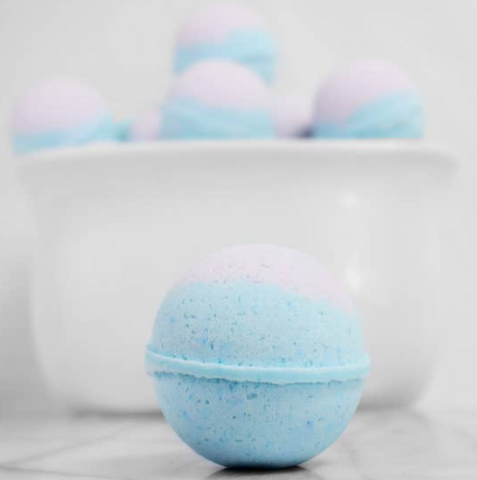 Fizz Bizz Bath Bomb- Twisted Mermaid