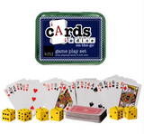 Cards and Dice On-The-Go Travel Play Set
