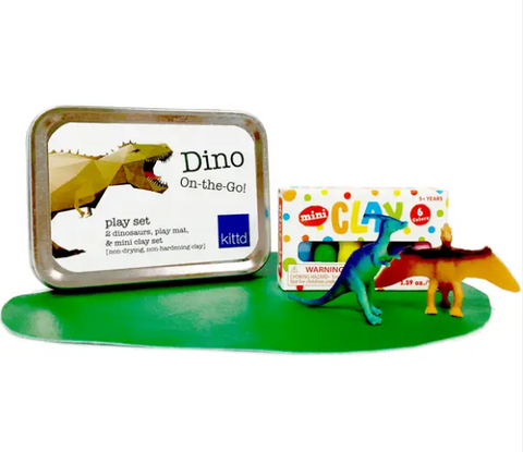 Dino On-The-Go Travel Playset