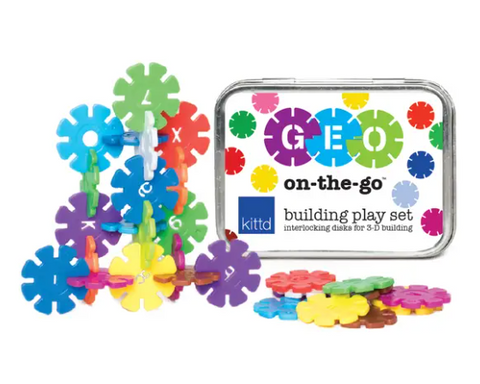 Geo On-The-Go Travel Play Set