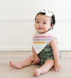 Copper Pearl Single Bandana Bib - Hope