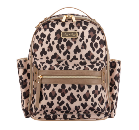 Itzy Ritzy Leopard Mini Diaper Bag