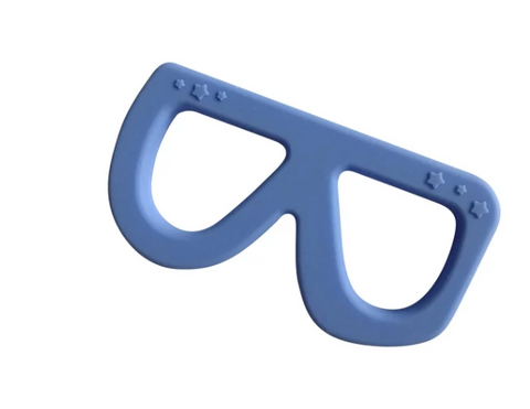 Glasses Teething Toy- Ocean