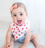 Copper Pearl Single Bandana Bib- Georgia