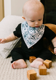 Copper Pearl Single Bandana Bib- Galaxy