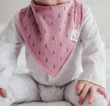 Copper Pearl Single Bandana Bib- Lola