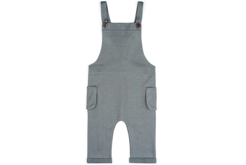 Organic Cotton Overall-  Soft Denim
